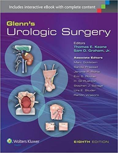 GLENNS UROLOGIC  SURGERY  2016 - اورولوژی