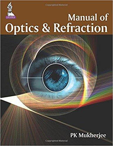 Manual of Optics and Refraction  2015 - چشم
