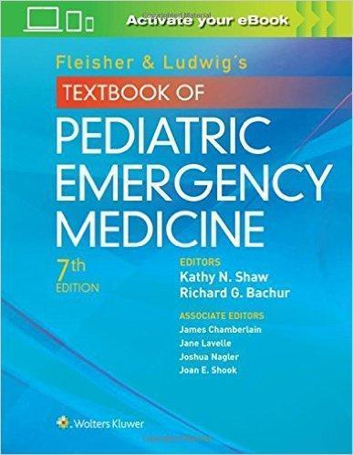 Fleisher Textbook of Pediatric Emergency Medicine  2016 - اطفال