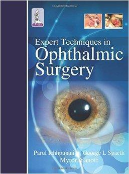 Expert Techniques in Ophthalmic Surgery  2015 - چشم