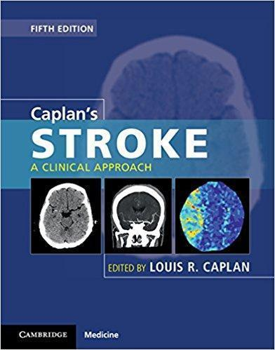 Caplans Stroke: A Clinical Approach 2016 - نورولوژی