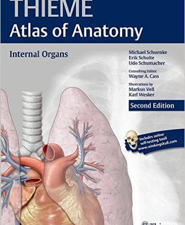 2016 Internal Organs THIEME Atlas of Anatomy - آناتومی