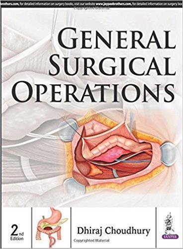 General Surgical Operations  2017 - جراحی