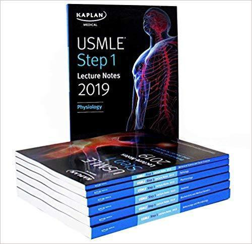 USMLE Step 1 Lecture Notes Kaplan 8 Vol kamel 2019 - آزمون های امریکا Step 1
