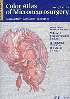 Color Atlas of Microneurosurgery 2013- 3Vol - نورولوژی