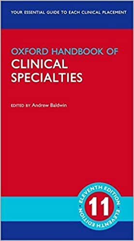 Oxford Handbook of Clinical Specialties 11th Edition  2021 - آزمون های استرالیا