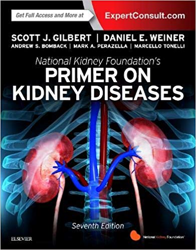 National Kidney Foundation Primer on Kidney Diseases 2018 - داخلی کلیه