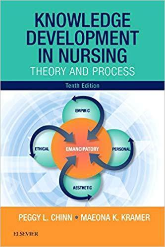 Knowledge Development in Nursing: Theory and Process 2018 - پرستاری