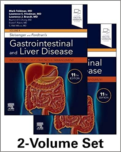 Sleisenger and Fordtran Gastrointestinal and Liver Disease  3 VOl 2021 - داخلی گوارش
