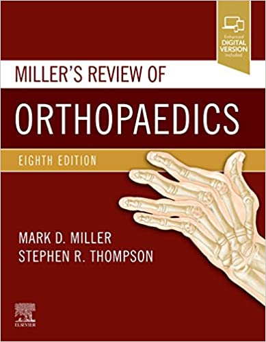 Millers  Review of Orthopaedics 2020 - اورتوپدی