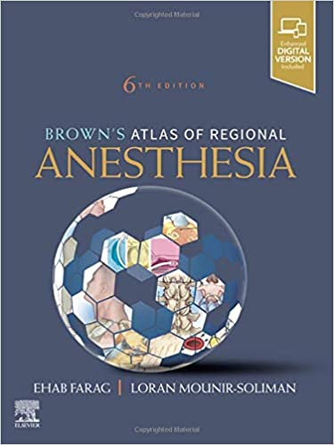 Browns Atlas of Regional Anesthesia  2021