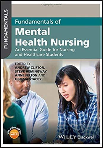 Fundamentals of Mental Health Nursing An Essential Guide for Nursing and Healthcare Students 2018 - پرستاری