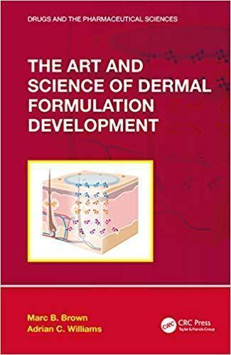 The Art and Science of Dermal Formulation Development 2019 - پوست