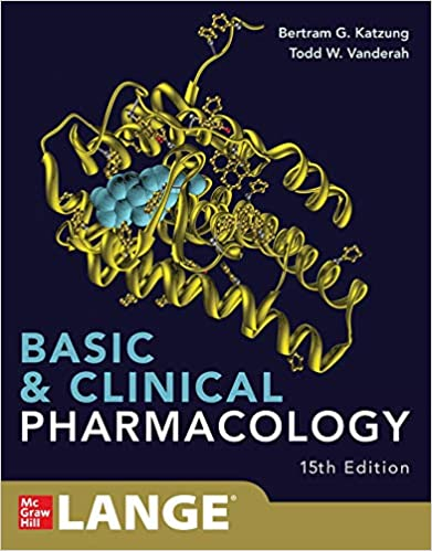 Basic and Clinical Pharmacology 2 Vol 2021 - فارماکولوژی