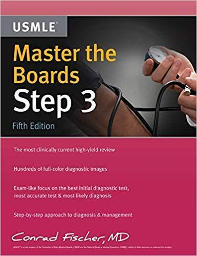 Master the Boards USMLE Step 3 2018i - آزمون های امریکا Step 3
