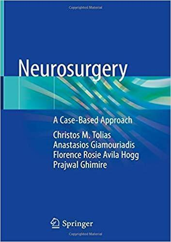 Neurosurgery: A Case-Based Approach 2019 - نورولوژی
