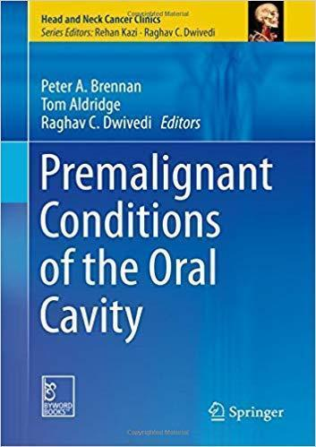 Premalignant Conditions of the Oral Cavity 2019 - داخلی خون و هماتولوژی
