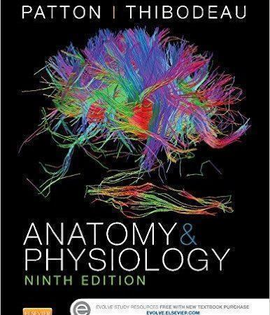 2015 Anatomy & Physiology  Thibodeau - آناتومی