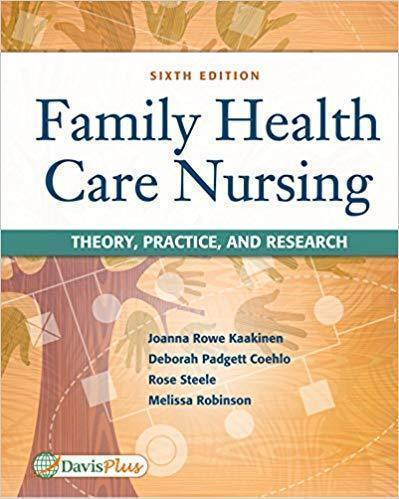Family Health Care Nursing: Theory- Practice- and Research2019 - پرستاری