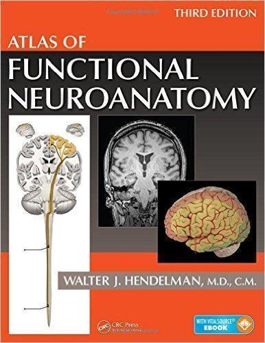 Atlas of Functional Neuroanatomy  2015 - آناتومی