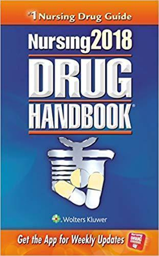 Nursing2018 Drug Handbook 2vol - پرستاری