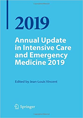 Annual Update in Intensive Care and Emergency Medicine 2019 - اورژانس