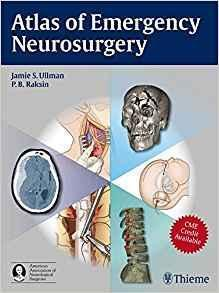 Atlas of Emergency Neurosurgery 2015 - نورولوژی