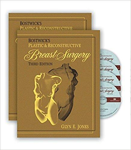 Bostwick's Plastic and Reconstructive Breast Surgery 3 vol+video - جراحی
