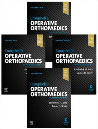 CAMPBELL OPERATIVE ORTHOPEDI#6-volume set, 14th edition  6 Vol  2021