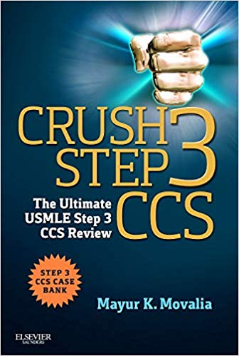 Crush Step 3 CCS  The Ultimate USMLE Step 3 CCS Review 2013 - آزمون های امریکا Step 3