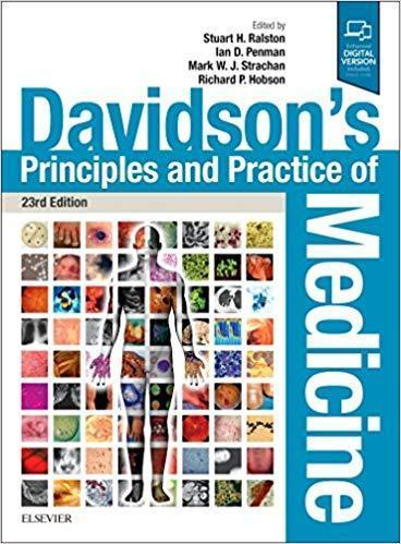 Davidson s Principles and Practice of Medicine 2 Vol 2018 - داخلی