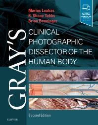 Grays. Clinical Photographic Dissector of the Human Body 2018 - آناتومی