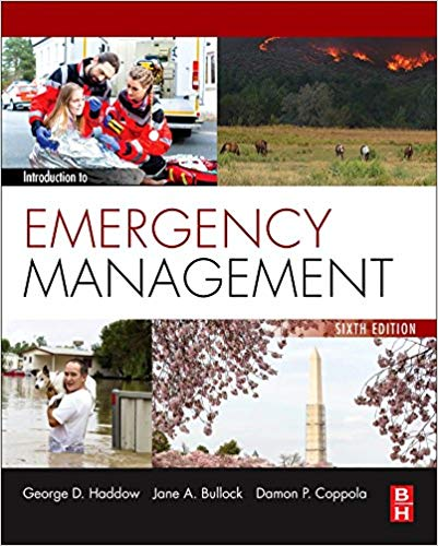 Introduction to Emergency Management 2017 - اورژانس