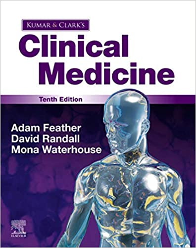 Kumar and Clarks Clinical Medicine 2 Vol  2021 - داخلی