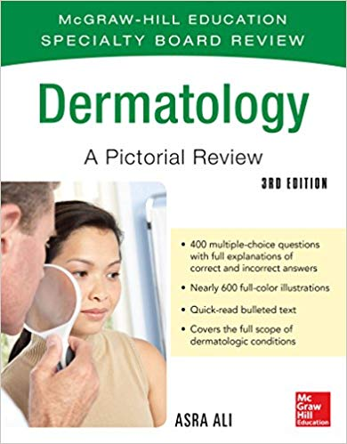 McGraw-Hill Specialty Board Review Dermatology A Pictorial Review 2015 - پوست