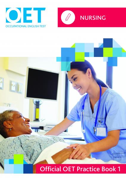 OET Nursing  Official OET Practice Book 2018 - آزمون های کانادا