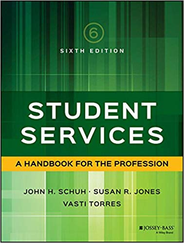 Student Services - A Handbook for the Profession 2016 - آزمون های امریکا Step 1