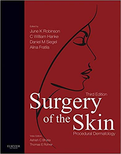 Surgery of the Skin : Procedural Dermatology 2015 - پوست