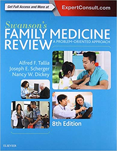 Swanson s Family Medicine Review 2017 - داخلی