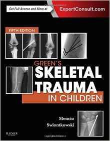 GREENS SKELETAL TRAUMA IN CHILDREN 2015 - اطفال