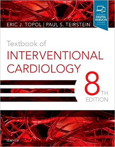 Textbook of Interventional Cardiology Topol 2020 - قلب و عروق
