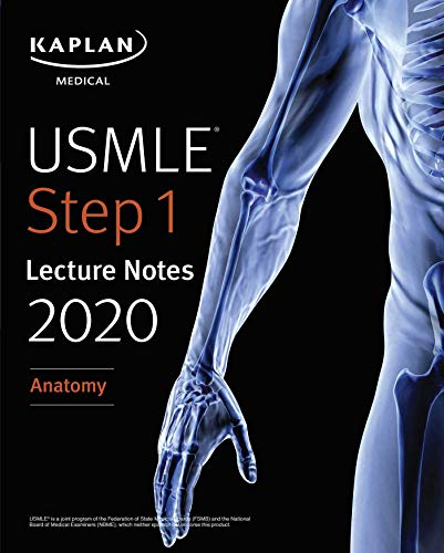 USMLE Step 1 Lecture Notes 2020: Anatomy - آزمون های امریکا Step 1