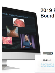 2019 Pediatrics Video Board Review-Videos - اطفال