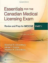 ESSENTIALS FOR THE CANADIAN MEDICAL LICENSING EXAM  2016 - آزمون های کانادا