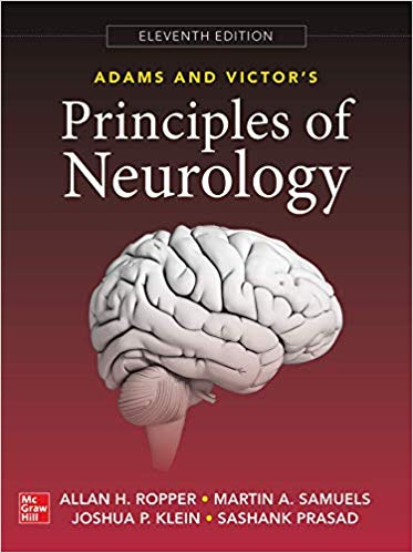Adams and Victor s Principles of Neurology 2 Vol 11th Edition 2019 - نورولوژی
