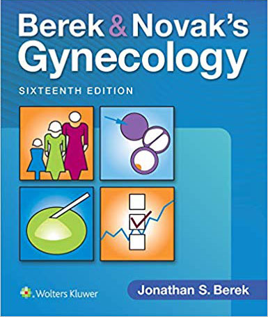 Berek & Novak s Gynecology  2 Vol 2020