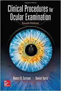 Clinical Procedures for Ocular Examination  2015 - چشم