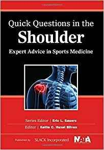 Quick Questions in the Shoulder  2015 - اورتوپدی