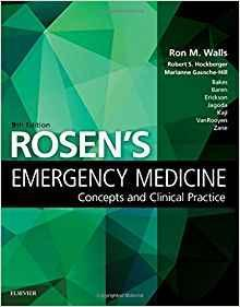 Rosens Emergency Medicine  2018 - اورژانس