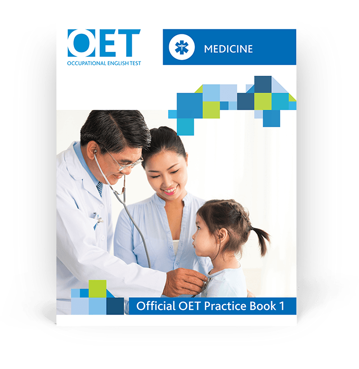 Official OET Practice Book for Medicine - آزمون های کانادا